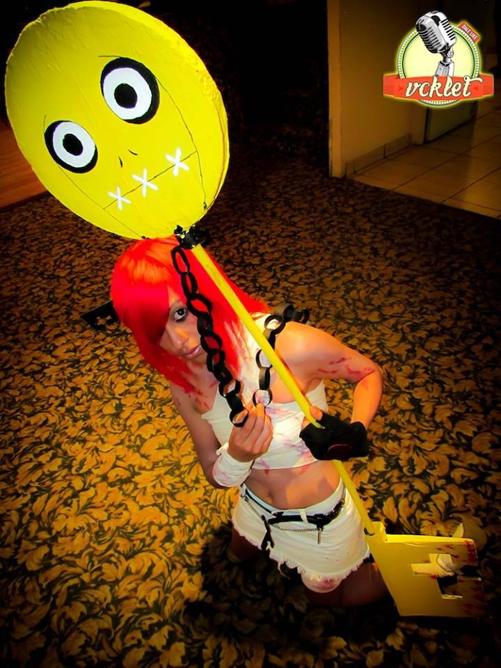 Gallery 2. Cosplay Arual