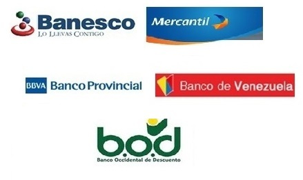 bancos disponibles