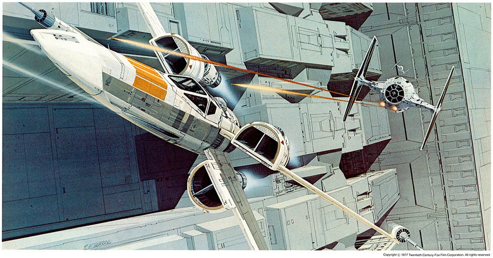 Star Wars Concept Art