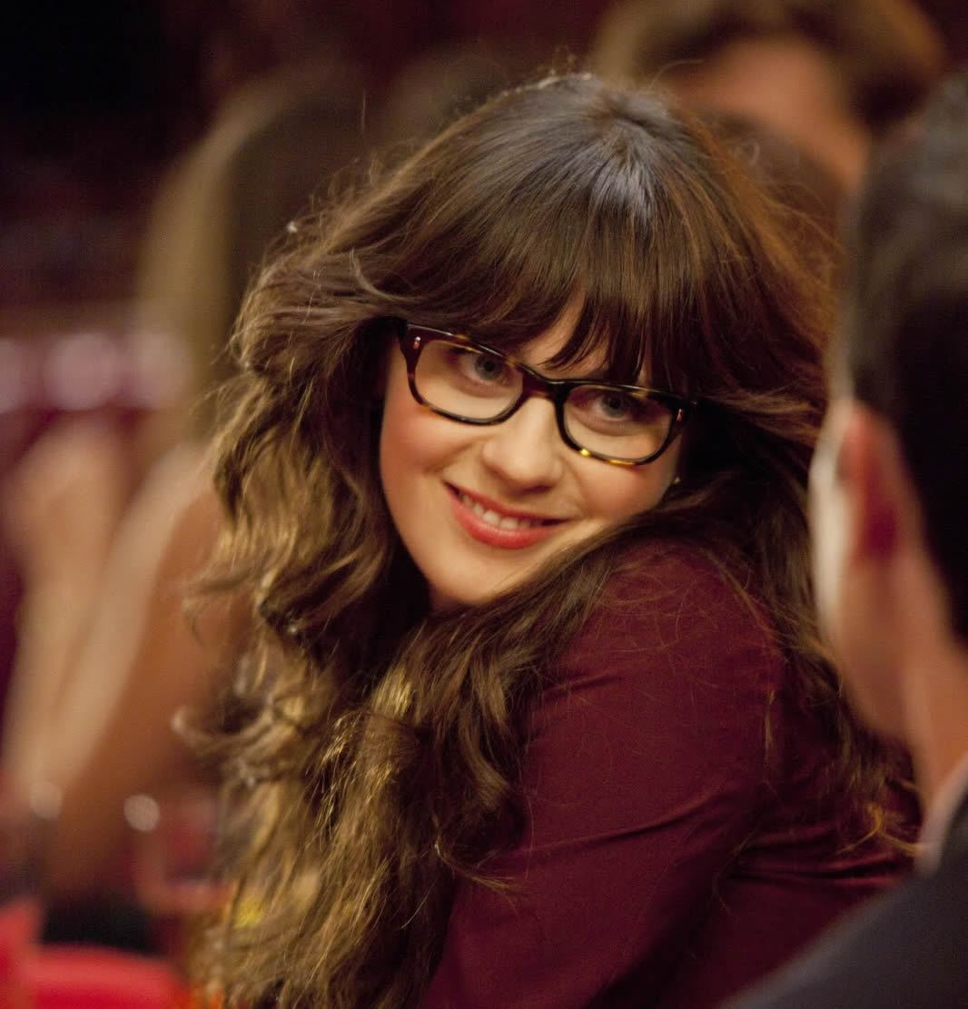 Zooey Deschanel New Girl - gif y fotos