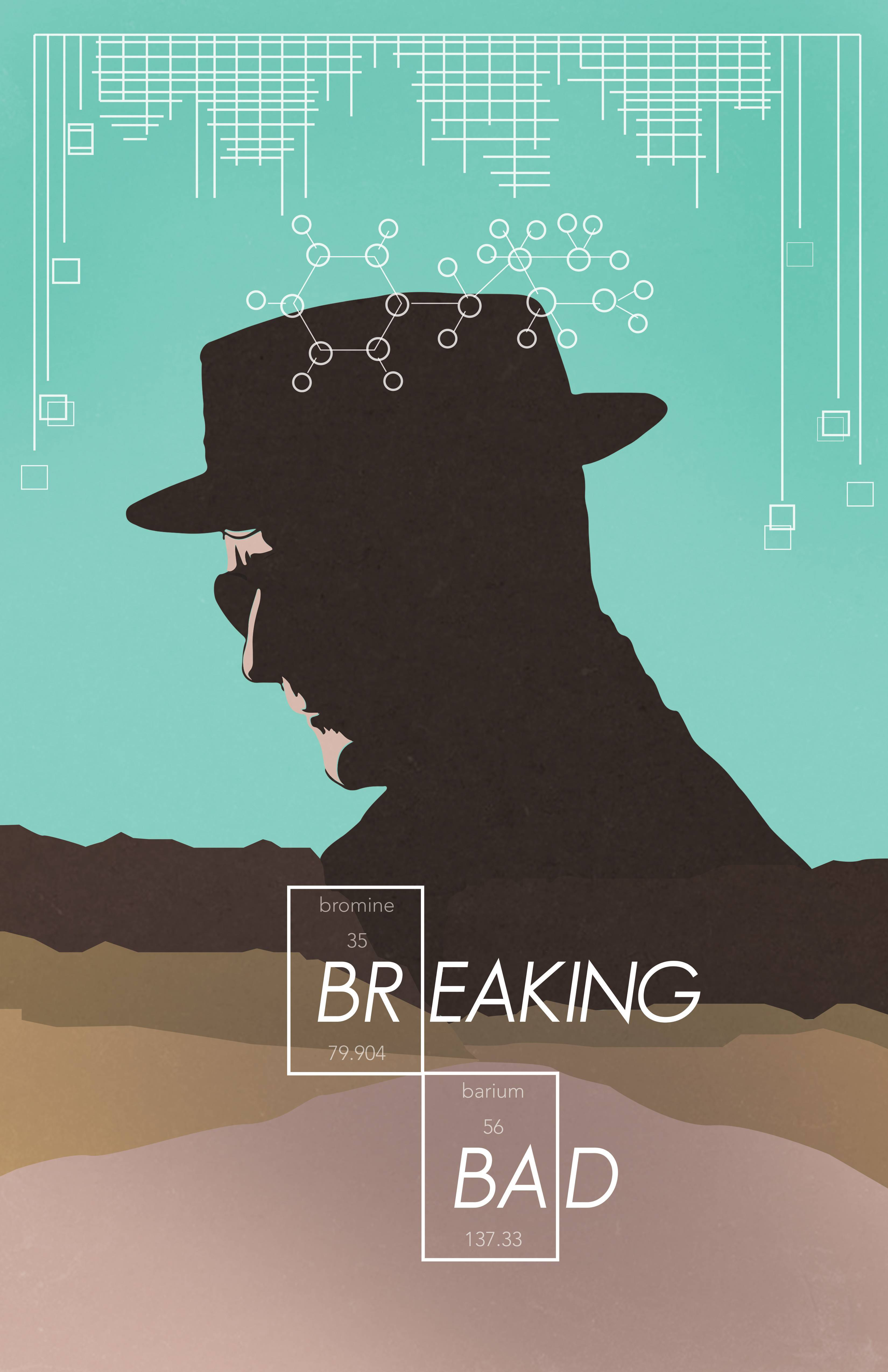 Breaking Bad (Wallpapers, cuadros y posters)