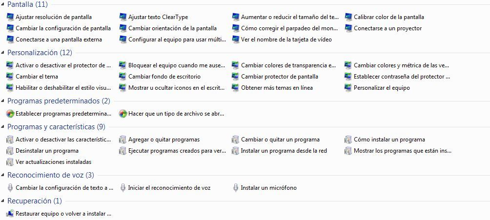Acceder al Modo Dios (God Mode) en Windows 7