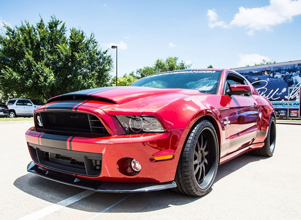 Shelby GT 500 Super Snake Hermoso Auto