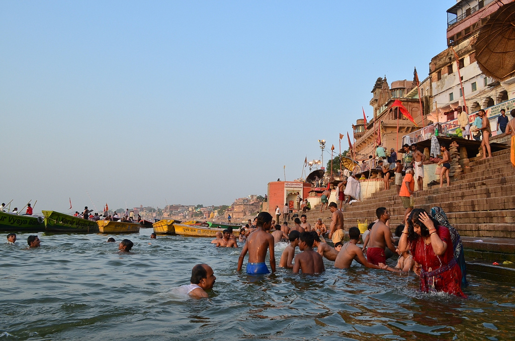 44 Hermosas fotos del Ganges en la india