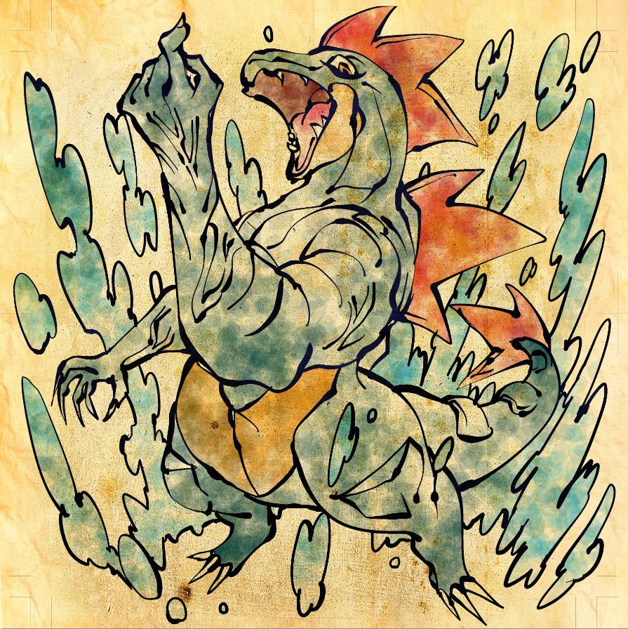 pokemon art
