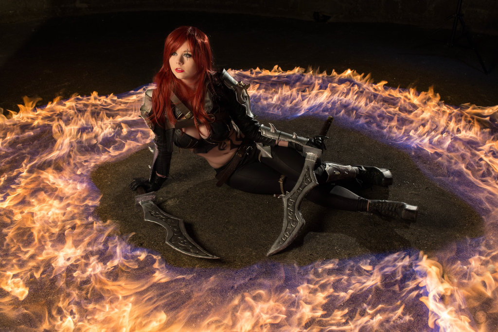 Katarina - League Of Legends - Cosplay