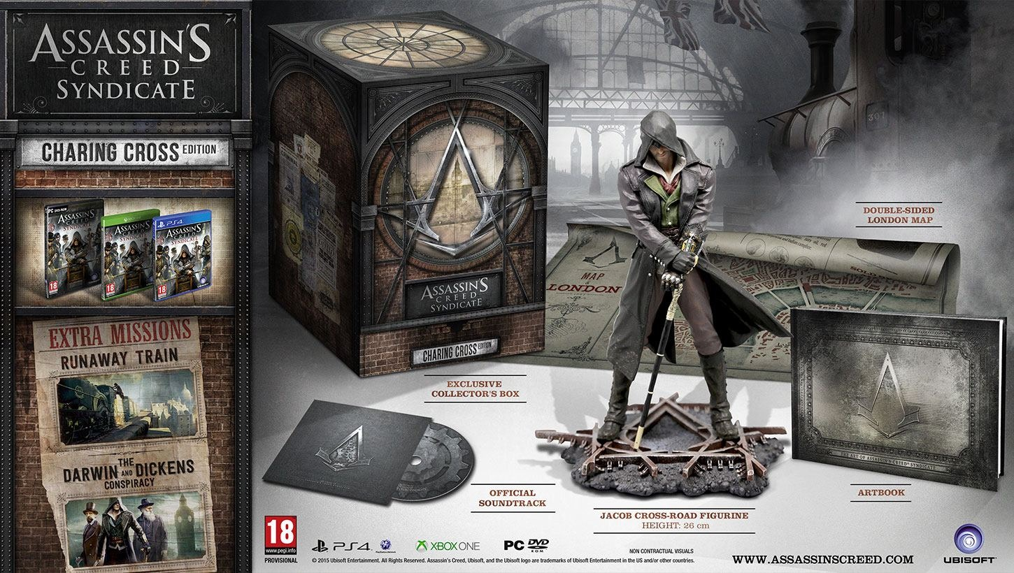 Assassin's Creed Syndicate - Impresiones jugables