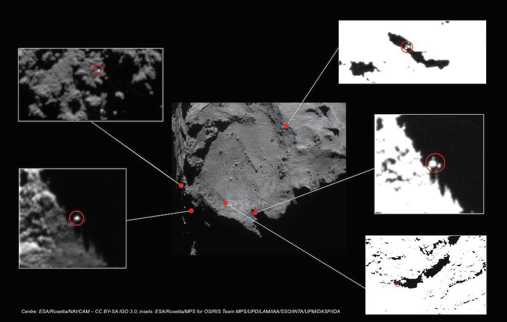 ¡Philae ha despertado!