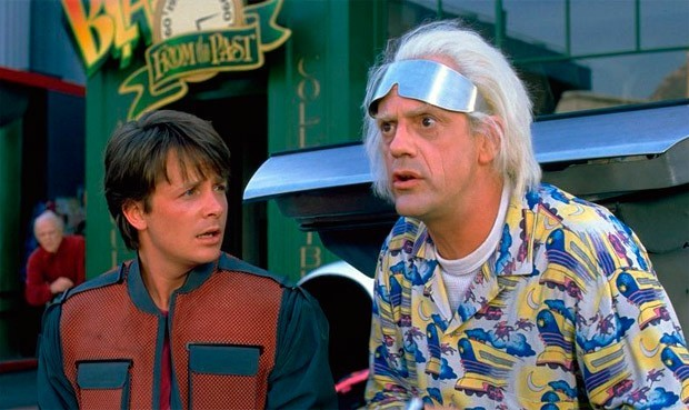 Otra curiosidad de Back to the Future