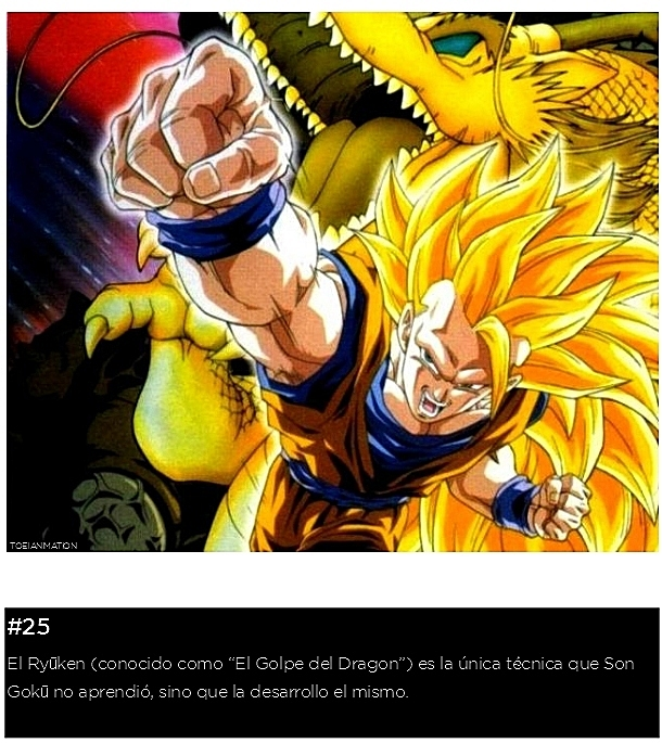 Dragon Ball al desnudo (apto) (69 datos raros)