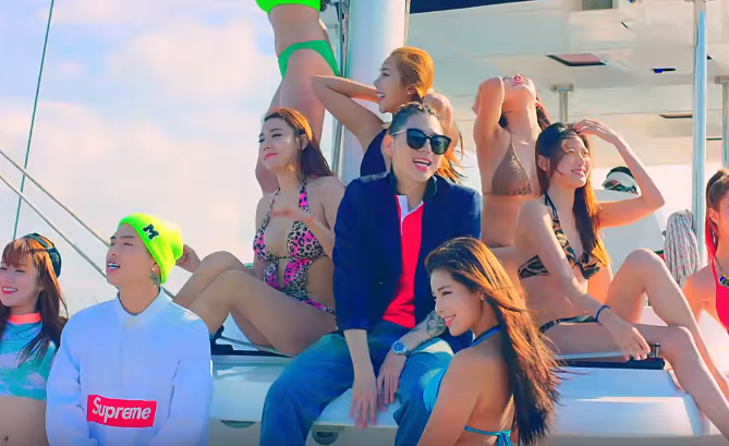 "Zico lanzo el video de ""Boys and Girls"" con Babylon"