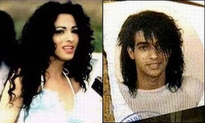 Travestis: antes y despues