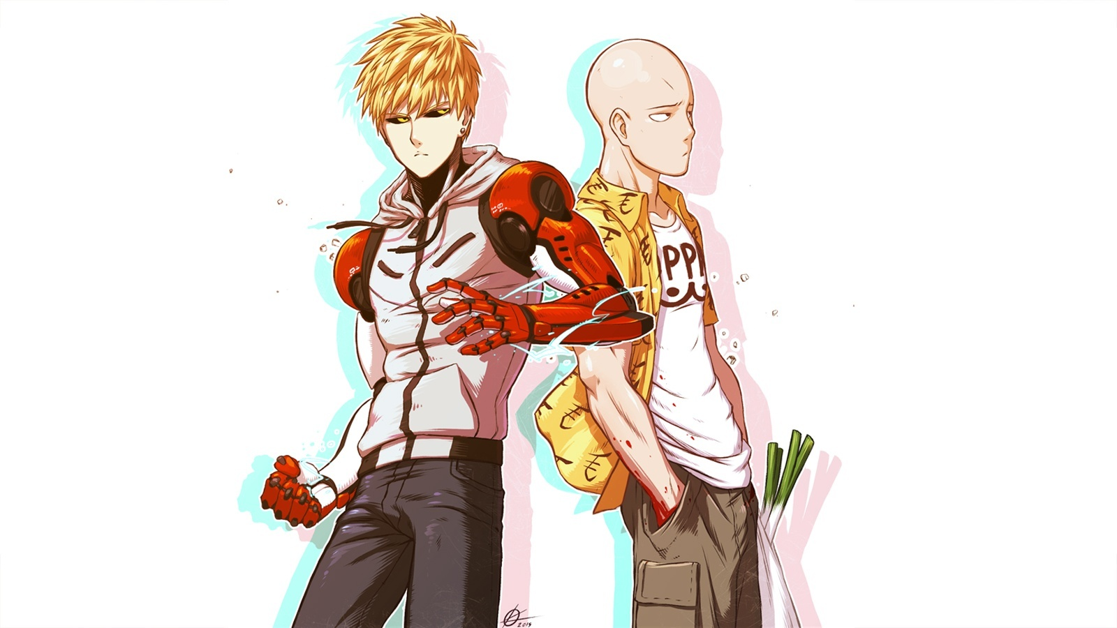 One Punch-Man el post que se merece
