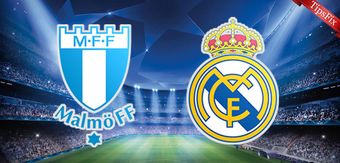 Real Madrid vs Malmo Hora por la Champions League
