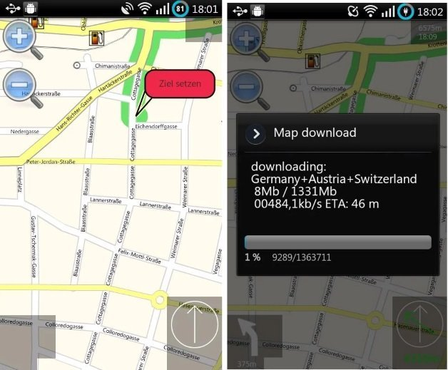 apps gps android