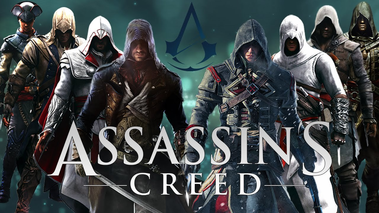 7 curiosidades de la saga assassins creed