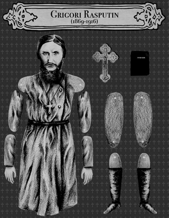 account of the life of grigori rasputin Poisoned, shot and beaten: why cyanide alone may have unsurprisingly it is not exactly a reliable historical account of rasputin's life grigori yefimovich.