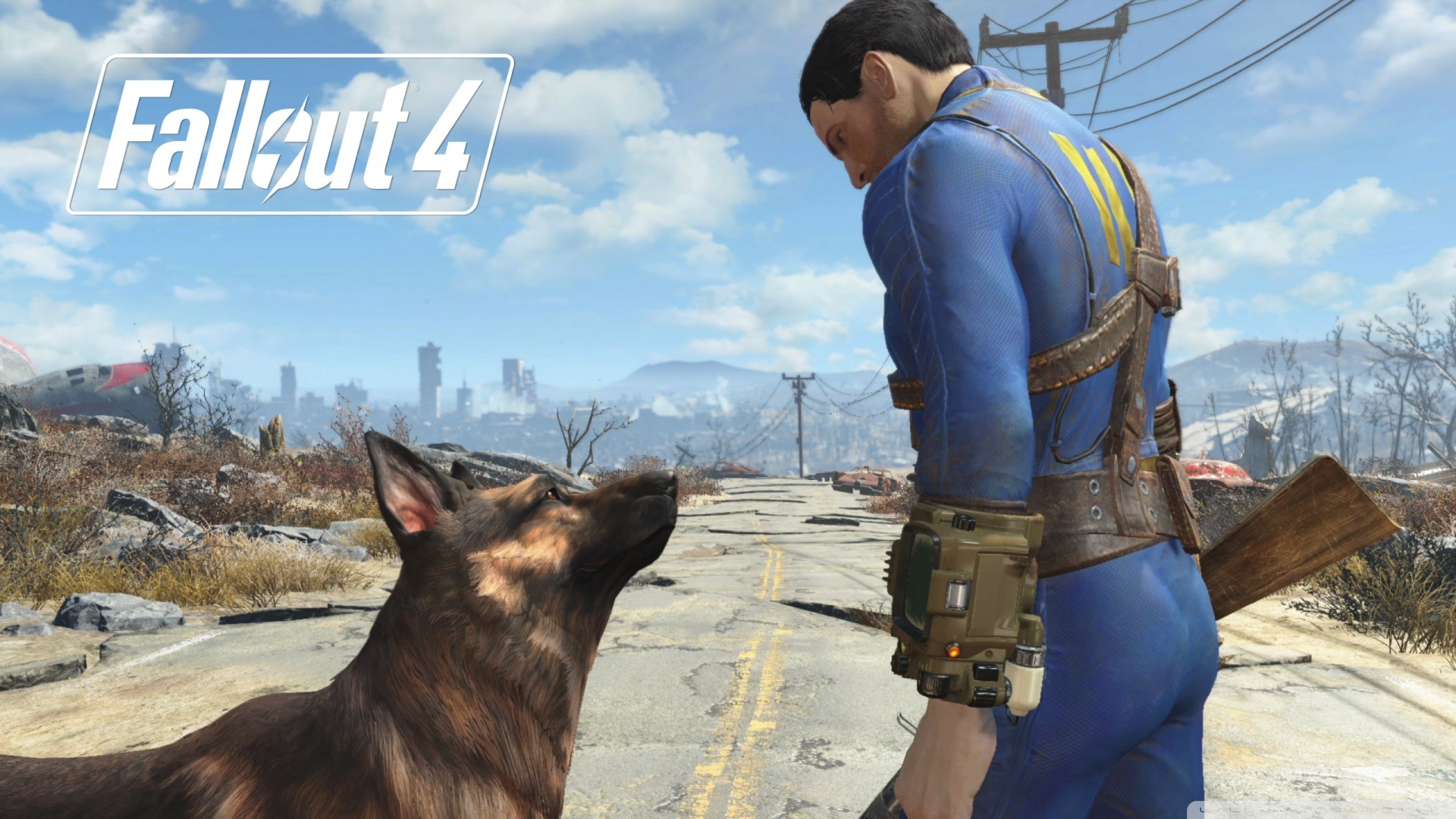 Wallpapers HD Fallout 4