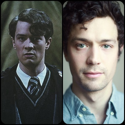Antes y después: Actores de Harry Potter