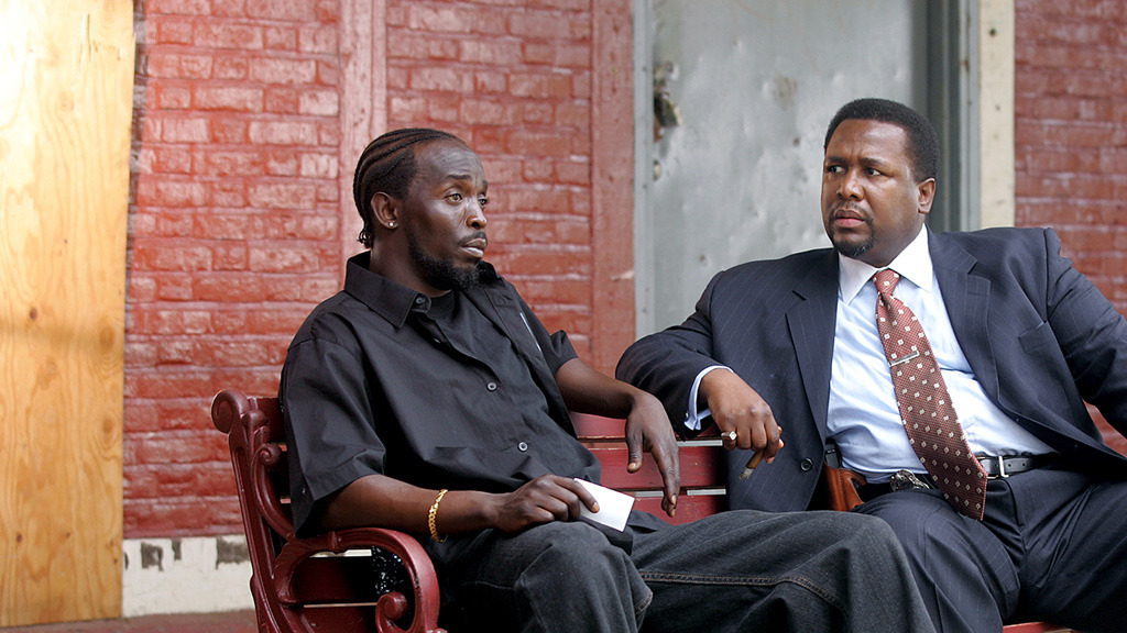 The Wire es la mejor serie lince (Reloaded)